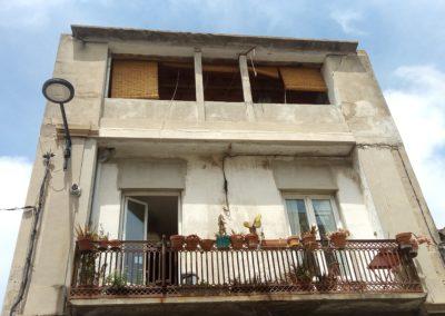 Diagnostic structurel d'un bâtiment d'habitation