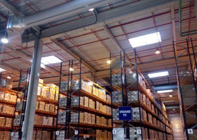 Cession – Acquisition d'un entrepôt logistique