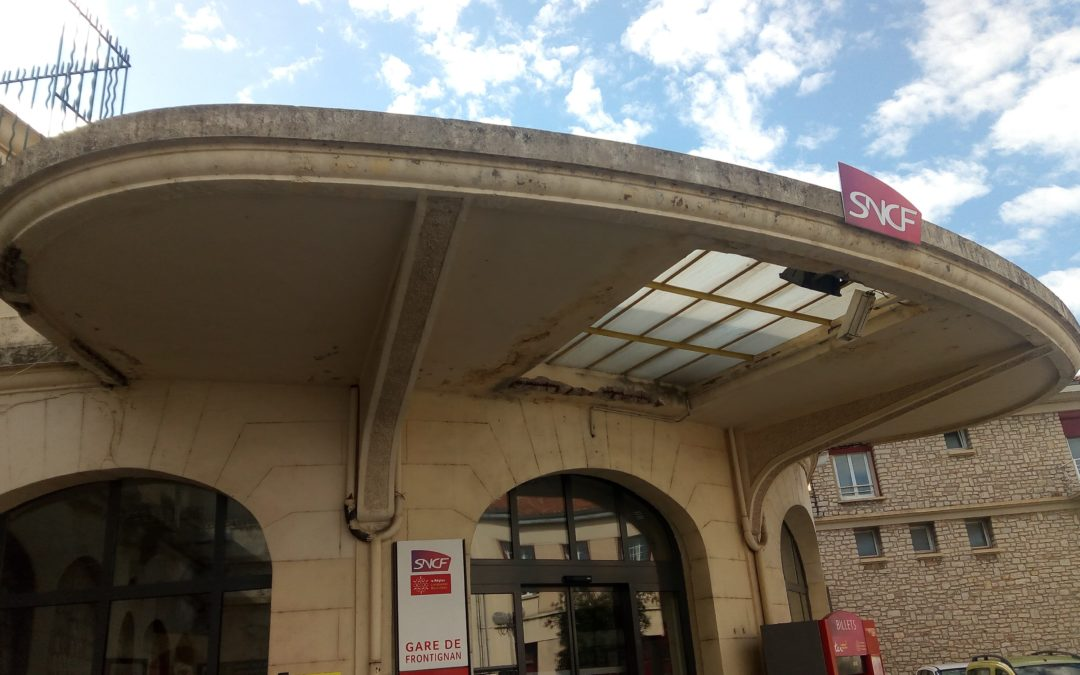 Audit structurel – Gare SNCF Frontignan