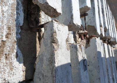 Loggias de la résidence Jean de la fontaine