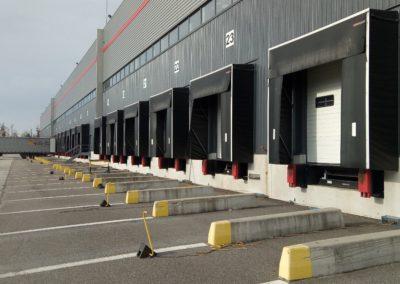 Cession – Acquisition d'un entrepôt logistique et d'un bâtiment administratif