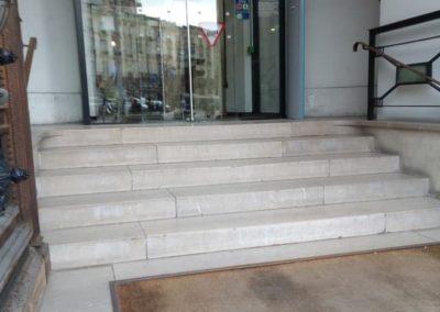 Cession – Acquisition d'un ensemble immobilier de bureaux