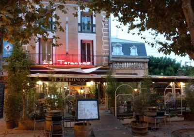 Hôtel Restaurant Le Terminus – Mise en conformité incendie